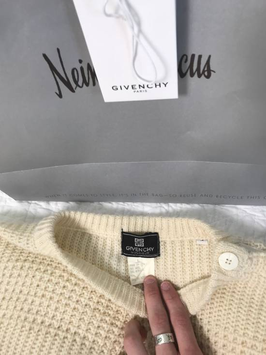 Givenchy Givenchy Off White Beige Sweater Size US L / EU 52-54 / 3