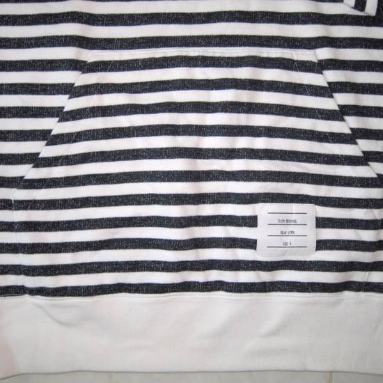 Thom Browne Thom Browne Stripes Hoodie Sweater Size US XL / EU 56 / 4 - 4