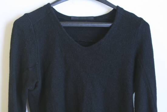 Julius AW12 Cupra/Wool Paneled Sweater Size US XS / EU 42 / 0 - 2