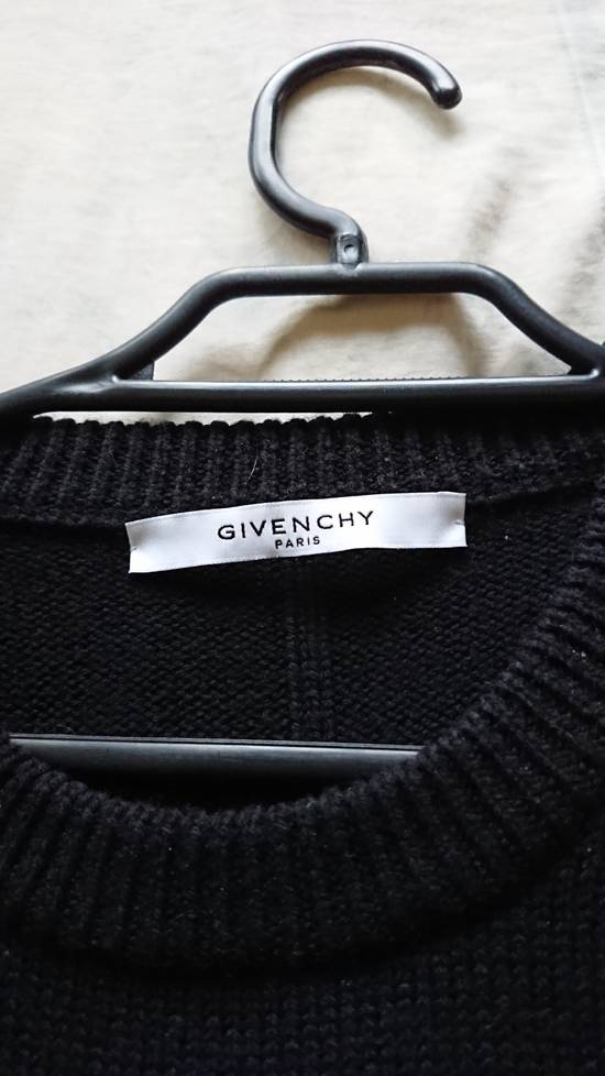 Givenchy Wool Logo Sweater Size US M / EU 48-50 / 2 - 1