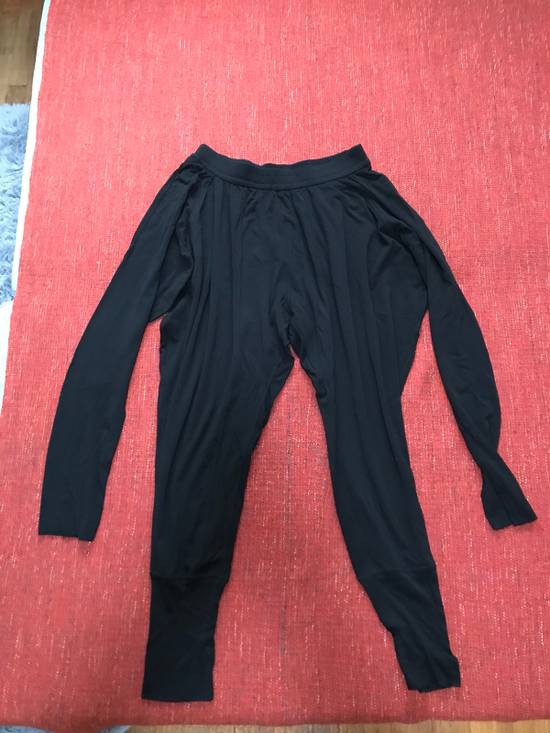 Julius AW12 sweat pants with attached sleeves Size US 32 / EU 48