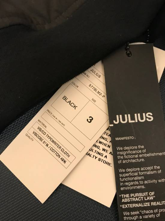 Julius 577BLM2-P Viscose Type Writer Cloth Jacket Size US L / EU 52-54 / 3 - 2
