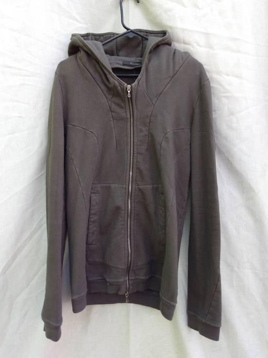 Julius Gray Zip Hoodie MA_Julius f/w11 Size US S / EU 44-46 / 1