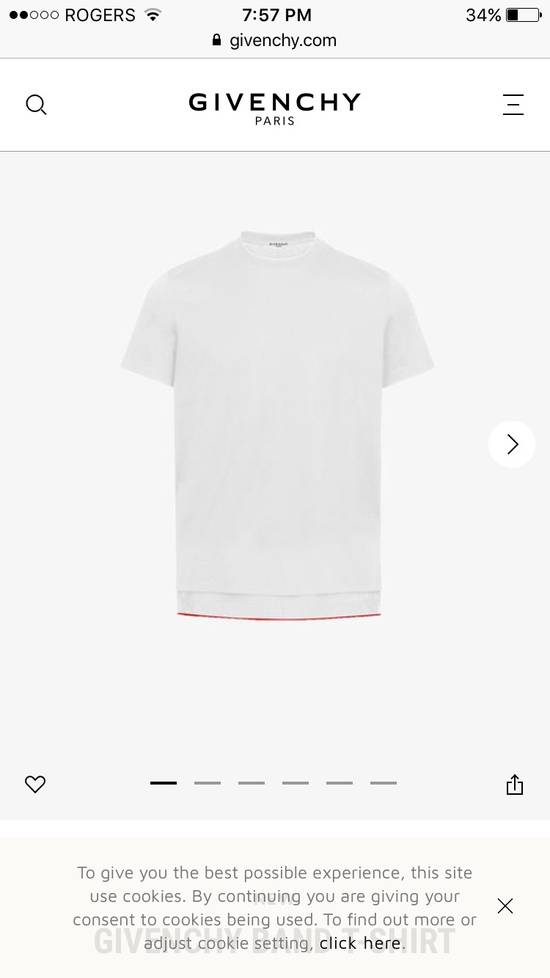 Givenchy SHORT SLEEVE GIVENCHY T, BRAND NEW Size US M / EU 48-50 / 2