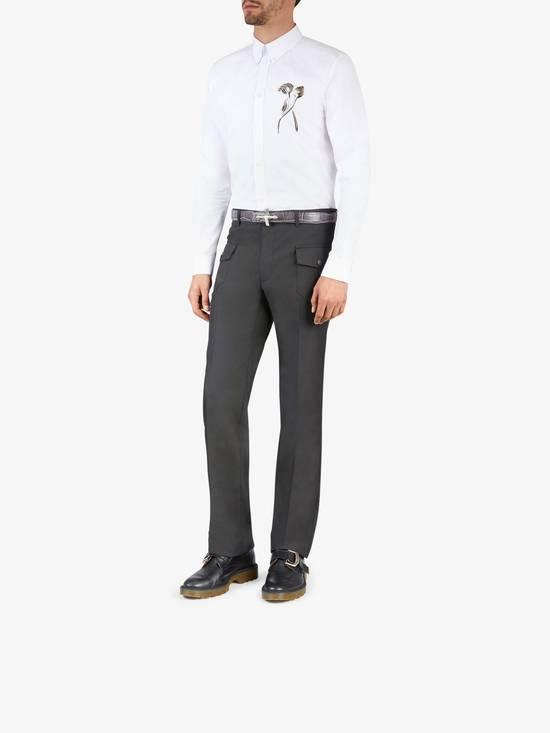 Givenchy Cutlery Print Shirt Size US L / EU 52-54 / 3 - 2