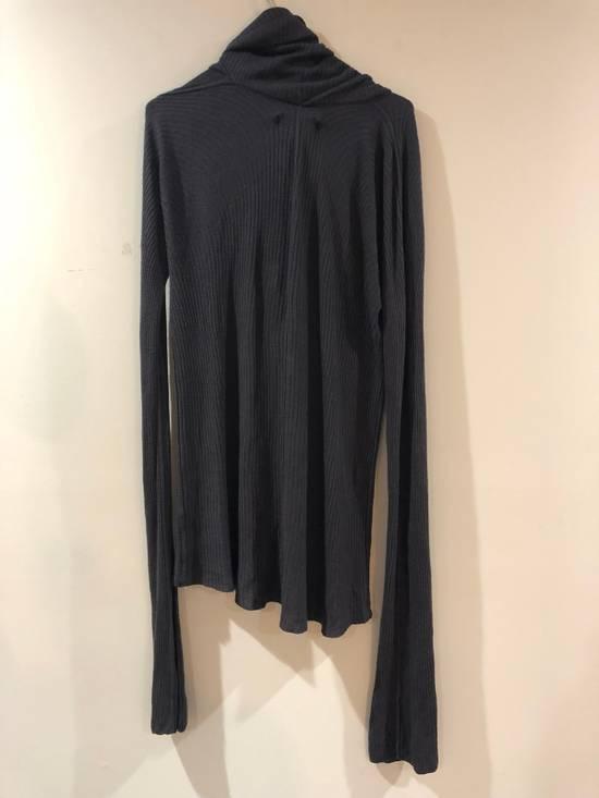 Julius FW09 CANON_2 Rayon/Silk Cowl Neck Long Tee Size US M / EU 48-50 / 2 - 2