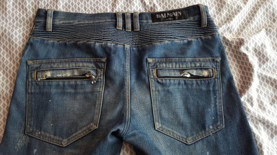 Balmain Balmain Biker Jeans Size US 30 / EU 46 - 3
