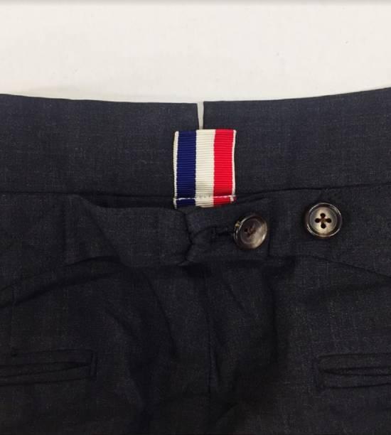 Thom Browne Thom Browne Men's Wool Suit Shorts Size US 36 / EU 52 - 4