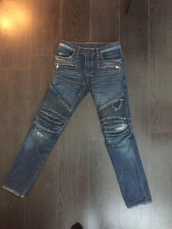 Balmain Biker jeans Size US 28 / EU 44
