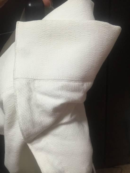 Julius SS14 ghost asymmetrical zip jacket Size US M / EU 48-50 / 2 - 5