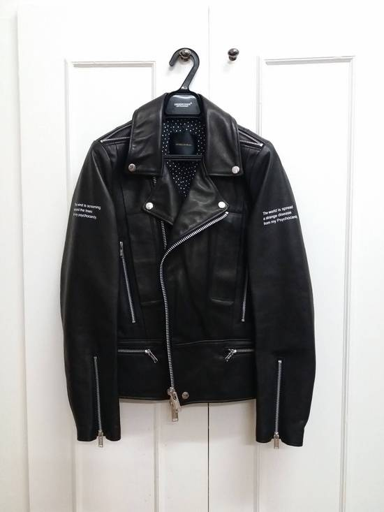Undercover AW14 Psychocandy Horse Leather Rider - size 1 Size US S / EU 44-46 / 1 - 1
