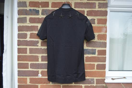 Givenchy Black Metal Stars T-shirt Size US XS / EU 42 / 0 - 10