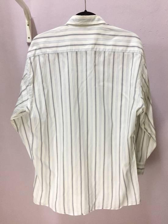 Givenchy Vintage Givenchy Stripe Button Shirt Size US L / EU 52-54 / 3 - 5