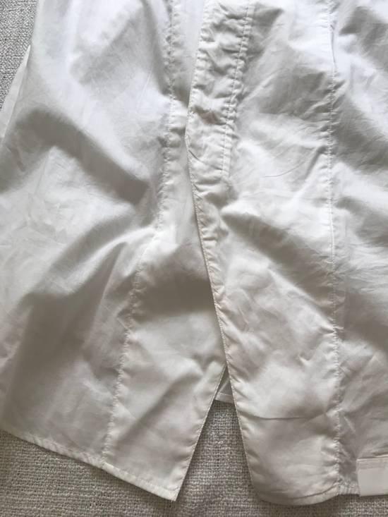 Julius SS16 long shirt with no collar Size US L / EU 52-54 / 3 - 10