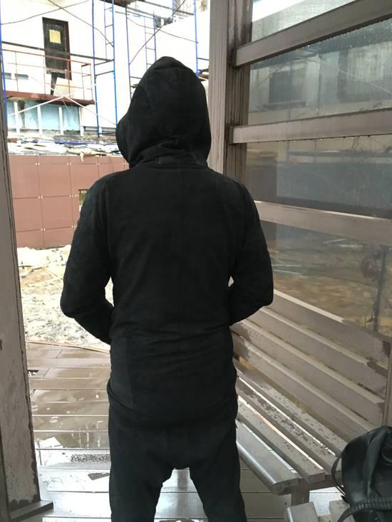 Julius Julius leather hood jacket Size US M / EU 48-50 / 2 - 1