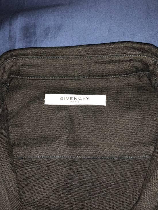Givenchy Star Denim Shirt Size US M / EU 48-50 / 2 - 3