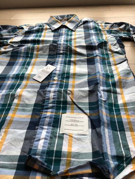 Thom Browne NEW Thom Browne poplin button down shirt Size US M / EU 48-50 / 2 - 1