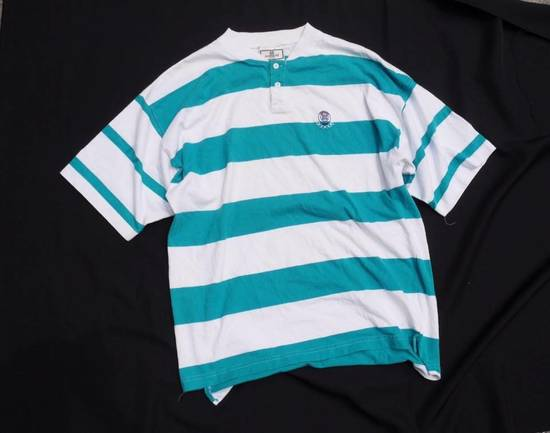 Givenchy Vintage 90s Givenchy Striped Tee Size US XL / EU 56 / 4