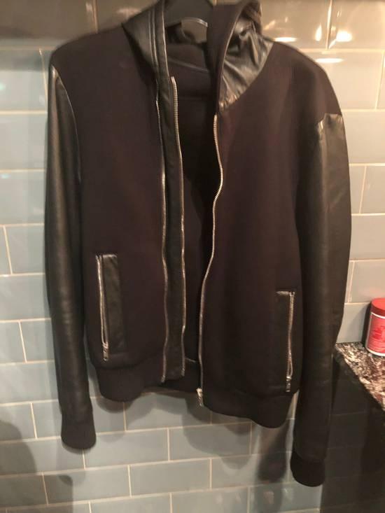 Givenchy Givenchy Leather & Viscose Size US M / EU 48-50 / 2
