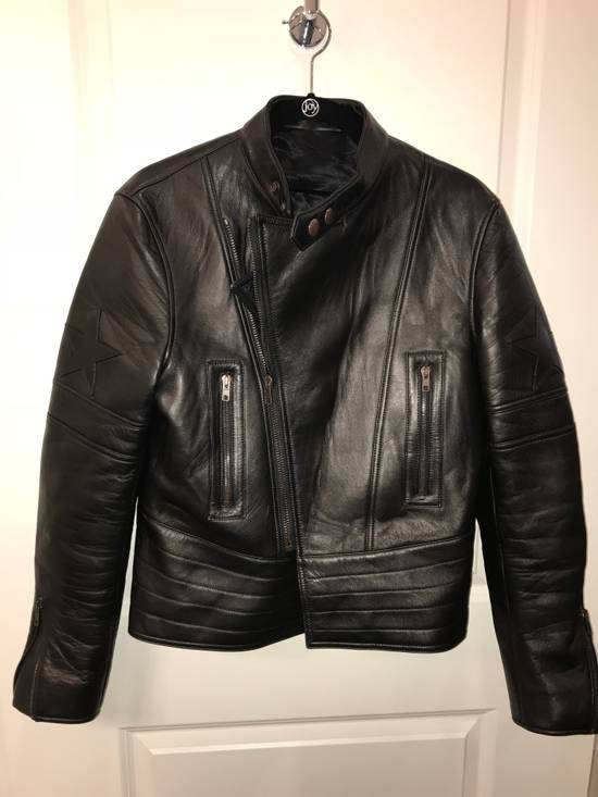 Givenchy Givenchy Lamb Leather Jacket Size US M / EU 48-50 / 2