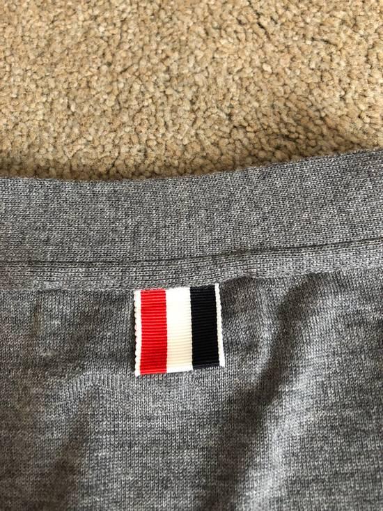 Thom Browne Merino Wool 4 Bar Cardigan Size US L / EU 52-54 / 3 - 3