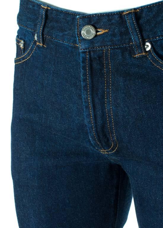 Givenchy Givenchy Men's Medium Blue W/ Star Accent Denim Jeans Size US 36 / EU 52 - 3