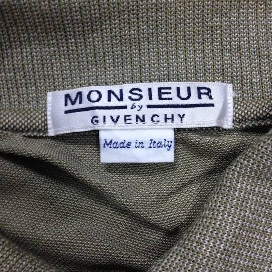 Givenchy Givenchy Monsieur Polo shirt button down nice design Medium size Size US M / EU 48-50 / 2 - 2