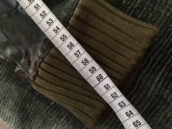 Balmain Decarnin Green Leather Teddy Boy Jacket Size US M / EU 48-50 / 2 - 19