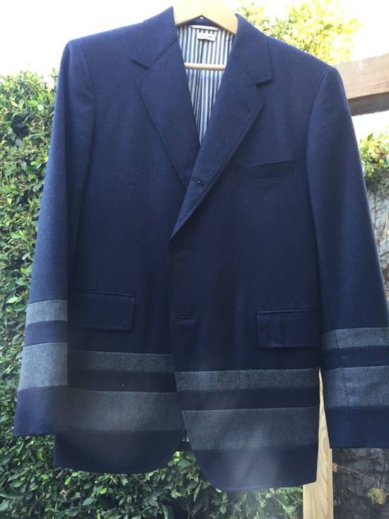 Thom Browne Authentic Thom Browne chapel jacket Size 4 Size 42S
