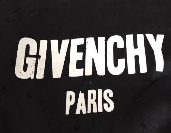 Givenchy Black Distressed Logo T Shirt Size US XS / EU 42 / 0 - 2