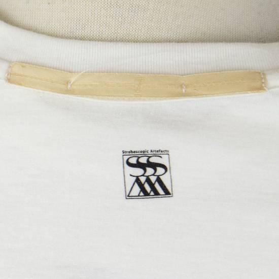 Julius 7 White Cotton Blend Short Sleeve Printed Crewneck T-Shirt 2/S Size US S / EU 44-46 / 1 - 5
