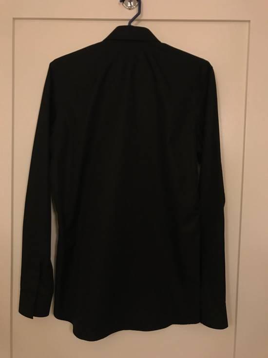 Givenchy Givenchy Men's Black Red Band Shirt Size US S / EU 44-46 / 1 - 2