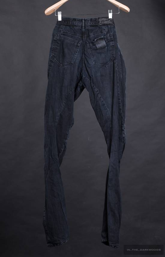 Julius 2014SS knit denim biker skinny pants Size US 28 / EU 44 - 6