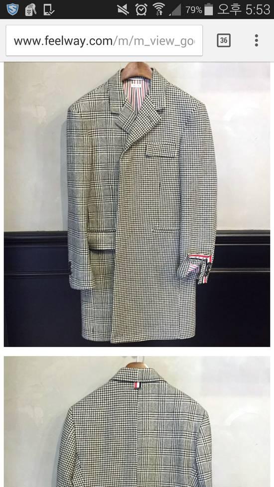 Thom Browne 15 fw funmix houndstooth coat Size US S / EU 44-46 / 1 - 2