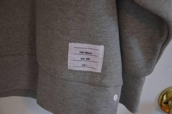 Thom Browne Grey Four Bar Sweater Size US S / EU 44-46 / 1 - 3