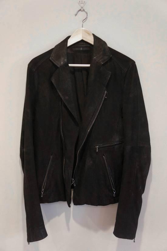 Julius Julius SS13 Vandalism Biker Jacket sz.4 Size US L / EU 52-54 / 3