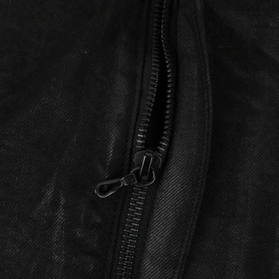 Julius 7 Black Sarqouel Stretch Denim Shorts Size M Size US 34 / EU 50 - 3