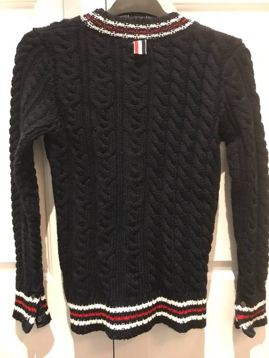 Thom Browne Wool Cardigan Size US XS / EU 42 / 0 - 2