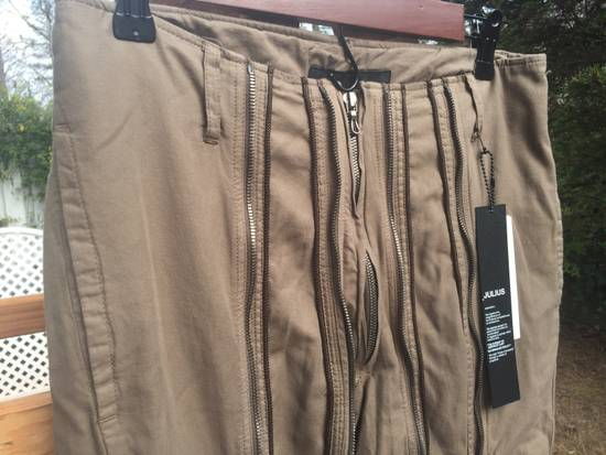 Julius SS10 Full Zip Narrow Flight Pants BNWT Size US 30 / EU 46 - 12