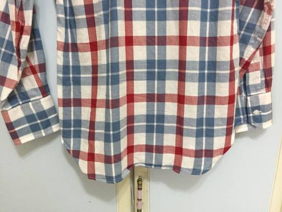 Thom Browne Men's Thom Browne New York Plaids Oxford Shirt Sz 1 Size US S / EU 44-46 / 1 - 7