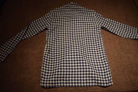 Balmain Balmain Paris $670 Authentic Men's Checkered Shirt Size 39 Brand New Size US L / EU 52-54 / 3 - 3