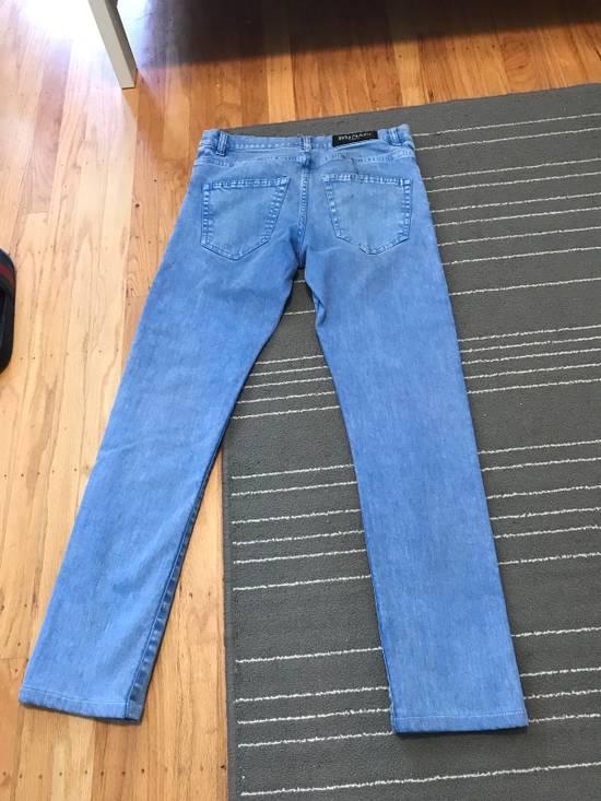 Balmain Balmain Blue Denim Size US 30 / EU 46 - 1