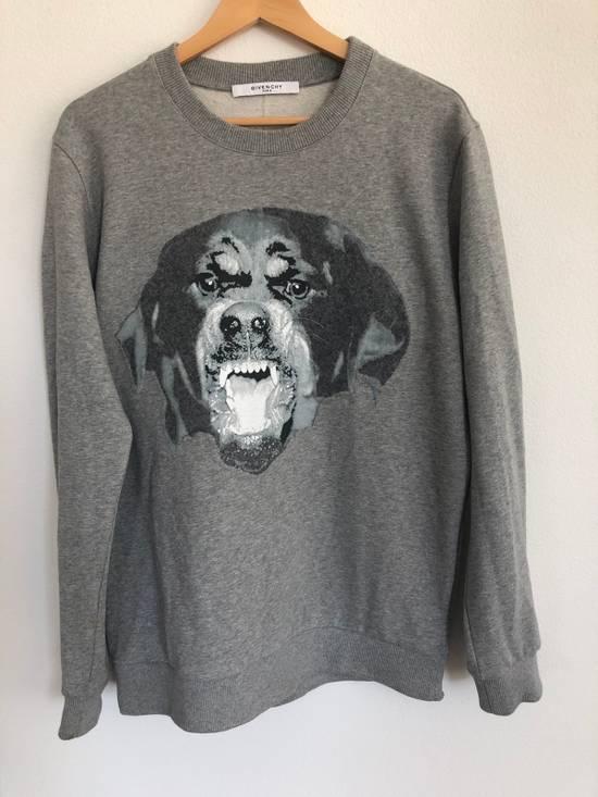 Givenchy Rottweiler-Graphic Sweatshirt Size US M / EU 48-50 / 2