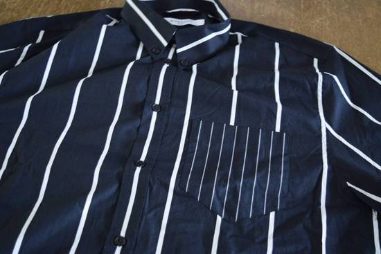 Givenchy Givenchy $780 Button Down Collar Striped Shirt Columbian Fit Size 41 Brand New Size US L / EU 52-54 / 3 - 1