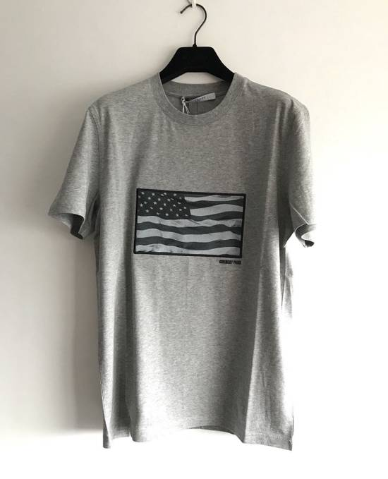 Givenchy american flag printed cuban fit grey Size US S / EU 44-46 / 1
