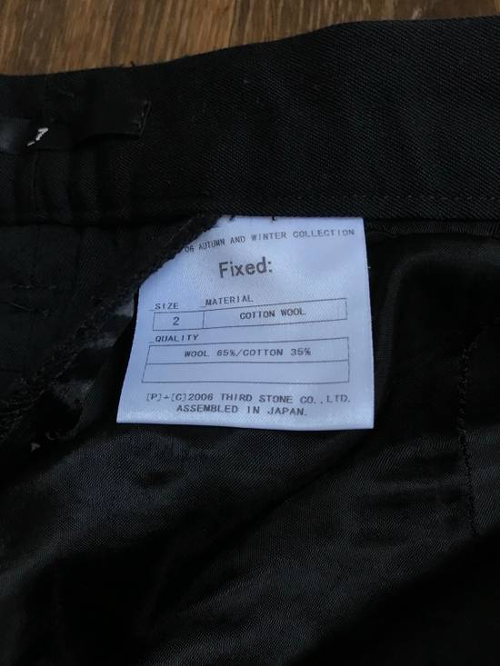 """Julius Cotton/Wool Suit FW06 """"FIXED"""" Size 2/46 Size 36S - 11"""