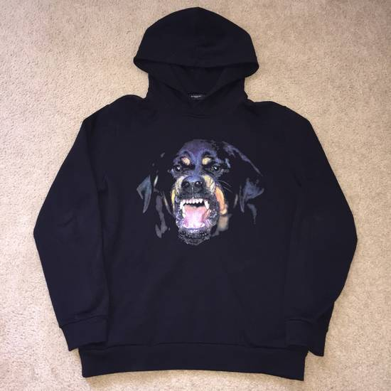 Givenchy Rottweiler Hoodie Size US L / EU 52-54 / 3