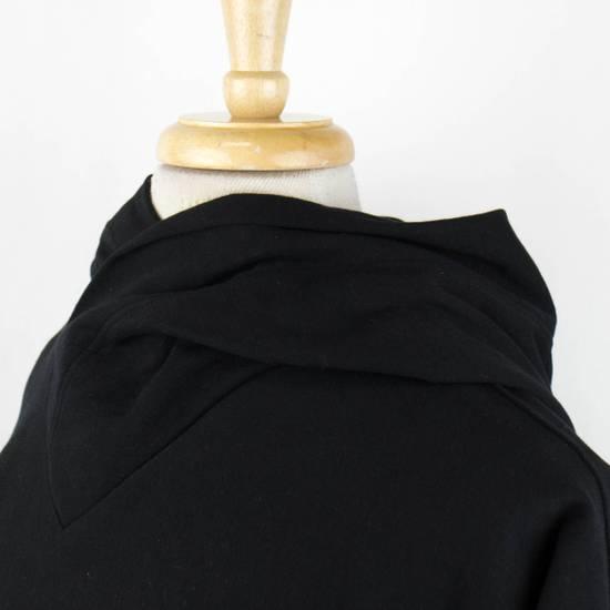 Julius Men's Black Cotton Printed Short Sleeve Hooded Sweater 3/M Size US M / EU 48-50 / 2 - 6
