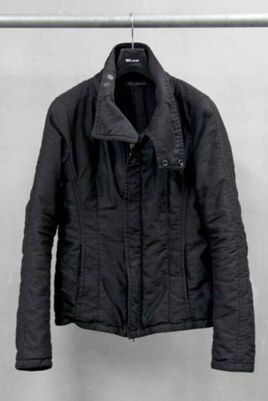 Julius JULIUS Cotton Moleskine Fur Collar Jacket Size US S / EU 44-46 / 1 - 5