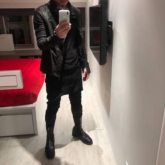 Julius Julius Goat Skin Leather Jacket Size US S / EU 44-46 / 1 - 18